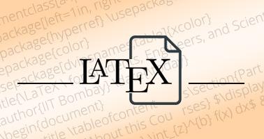 LaTeX101x